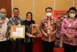 Gubernur Sulut: Penggunaan bahan lokal bisa angkat ekonomi daerah