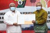 Pemprov Sultra hibahkan eks gedung Inspektorat kepada Bawaslu