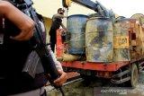 Polisi Amankan BBM Subsidi Di Nagan Raya
