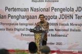 Pemprov Kepulauan Bangka Belitung Raih JDIH Awards Terbaik III Tahun 2020