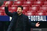 Simeone: Enam pemain Atletico absen lawan Valencia