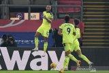 Newcastle menundukkan Crystal Palace berkat dua gol pengujung laga