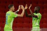 Hujan delapan gol warnai kemenangan Wolfsburg kontra Bremen