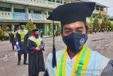 UM Palangkaraya wisuda 600 lulusan secara tatap muka