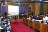 Gesa pengesahan APBD, Baggar DPRD gelar rapat bersama TAPD Bengkalis