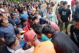 Dua orang tewas akibat mobil tim kampanye paslon petahana Mamuju kecelakaan