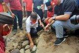 Kunjungi Bolmong, Olly bantu pembangunan rumah ibadah