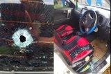 Mobil ditembak OTK di Manokwari Papua Barat