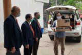 22 faskes swasta di Jateng terima bantuan APD dari BNPB