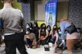 Lima orang posistif gunakan narkoba diamankan dari tempat hiburan malam