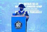 Universitas Pancasila hingga sekarang telah luluskan 60.608 wisudawan terdidik