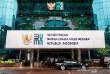Lima perspektif KPI direksi BUMN diatur Permen baru Erick Thohir