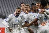 Marseille menang 3-1 atas Nantes, naik ke posisi tiga