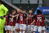 Taklukkan Fiorentina 2-0, Milan kini unggul lima poin di pucuk klasemen