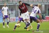 AC Milan unggul lima poin di klasemen sementara usai taklukkan Fiorentina