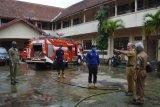 Gedung eks SMPN 3 Purbalingga sebagai tempat isolasi darurat