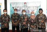 KPU Bantul mensimulasikan aplikasi sistem informasi rekapitulasi TPS
