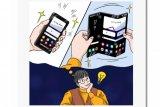 Samsung pamerkan konsep ponsel layar lipat dan ponsel gulung