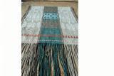 Kain tenun khas Dayak Iban Menua Sadap diminati Malaysia