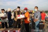 Warga Pulau Belakangpadang dapat bantuan dari Pemkot Batam