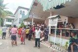BPBD Lembata evakuasi warga terdampak erupsi gunung  Lewotolok