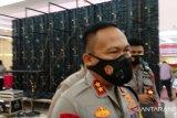 Polisi ingatkan masyarakat pandemi Corona belum berakhir