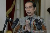Presiden Joko Widodo peringatkan peningkatan COVID-19 di Jakarta dan Jateng