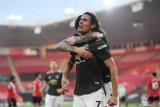 Cavani terancam diselidiki FA usai jadi pahlawan kemenangan MU