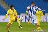 Sociedad gagal perlebar jarak aman seusai ditahan imbang Villarreal 1-1