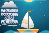BBMKG Jayapura ingatkan warga waspada gelombang tinggi-angin kencang