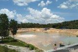Progres pembangunan kolam retensi di Kendari capai 90 persen