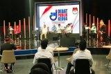 Debat publik kedua Pilkada Kotim lebih berkualitas