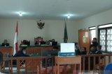 Terdakwa pidana Pilkada 2020 divonis tiga tahun penjara