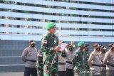 Danrem Wirasakti ajak personel TNI  netral dalam Pilkada 2020