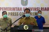 Ratusan pegawai dilingkungan Pemprov Riau tertular COVID-19