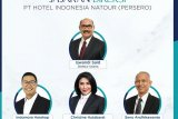 Menteri BUMN tetapkan Direktur Keuangan dan SDM baru PT HIN