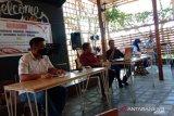 Mahasiswa dan lembaga kepemudaan gelar dialog literasi sejarah Kolaka
