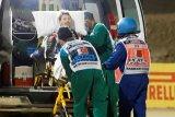 Grosjean ungkap halo menyelamatkannya d ari kecelakaan maut di Bahrain