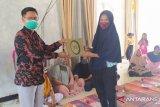 KPU Pasaman Barat sosialisasikan Pemilu serentak ke ibu rumah tangga