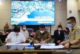 DPRD-Pemkot Manado tetapkan APBD 2021 Rp1,6 triliun