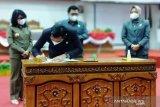 Enam Fraksi DPRD Pulpis setujui Raperda APBD 2021