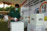 KPU Bantul mengingatkan KPPS agar dirikan TPS dapat diakses disabilitas