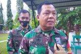 Pasukan khusus TNI pemburu kelompok Mujahidin Indonesia Timur Poso tiba di Palu