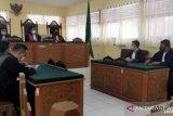 Kepala Desa di Rengat divonis empat bulan kurungan ikut deklarasi peserta Pilkada