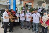 Bank Jateng Cabang Wonogiri serahkan hadiah undian Tabungan Bima Periode I
