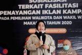 KPU Makassar gandeng relawan demokrasi sosialisasikan pilkada di kalangan disabilitas