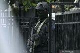 Densus 88 tangkap seorang terduga teroris di palembang, afiliasi jaringan Jamaah Islamiyah
