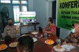 BNPB mendorong Pemkab Batang masifkan penegakan protokol kesehatan
