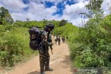 Hutan lebat tantangan Satgas cari kelompok MIT pembunuh di Sigi