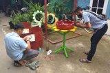 Pertamina RU III ajak masyarakat manfaatkan limbah non-B3 di Kampung Kreasi Palembang